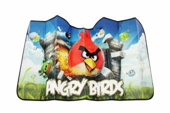 Che nắng xốp trước dài hình NB LX-F037 Angry Birds 70*130cm Auto Quoc Te