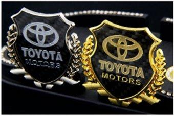 Biểu tượng logo bông lúa hãng Toyota