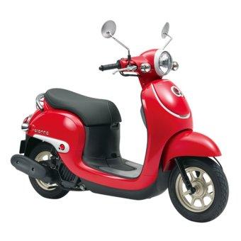 Xe tay ga Honda Giorno 50cc 2016 - Đỏ