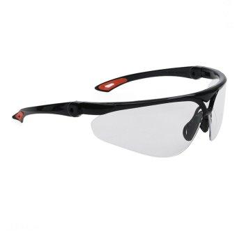 Kính đi đường ban đêm chống bụi bảo vệ mắt WINS W16-C (Tròng trắng trong)