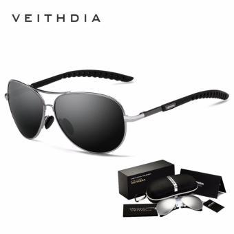 Kính mát phân cực thời trang cho nam chính hãng VEITHDIA