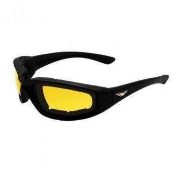 Mắt kính chuyên dụng đi đêm Maxx Rough Rider #14 - MK CD (Vàng)