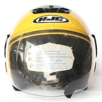 Mũ bảo hiểm trùm đầu HJC VO10 (Vàng)