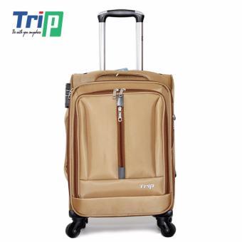 Vali Vải TRIP P031 Size M - 24inch (Vàng)