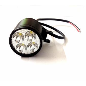 Đèn pha led trợ sáng L4 - T6B gắn ô tô, xe máy