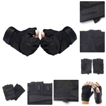 Găng tay chuyên dành cho Phượt thủ (Đen)