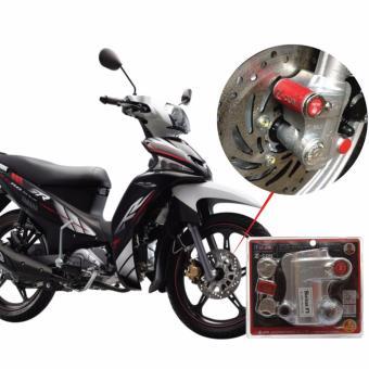Khóa đĩa chống trộm xe máy, heo dầu Sirius