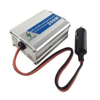Bộ chuyển đổi nguồn điện 12V thành 220V- 200W HQ206026