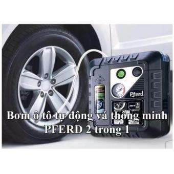 Bơm lốp ô tô xe máy tự vá