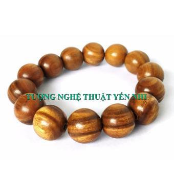 Vòng tay gỗ Tùng hương cao cấp hạt 16mm (Không hồ lô)