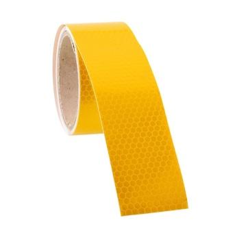 Băng keo phản quang cao cấp 3M High Intensity Grade HIP 3931 30mmx1m (Vàng)