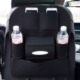 Túi để đồ đa năng trên xe ô tô (Đen)