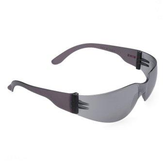 Kính đi đường chống chói nắng chống bụi bảo vệ mắt WINS W60-MS (Tròng đen gương)