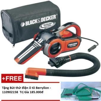 Máy hút bụi cầm tay-Black&Decker PAV1205 + Bút thử điện ô tô Berrylion - 110902158