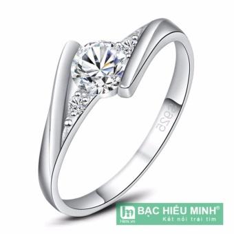 Nhẫn nữ Bạc Hiểu Minh nu284