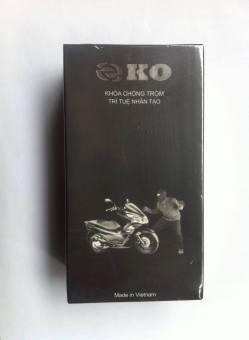 Khóa chống trộm xe máy bằng thẻ từ Eko