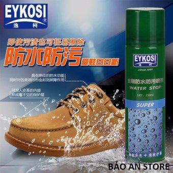 Bình xịt chống thấm nước cho kính ô tô Eykosi Water Stop (xanh)