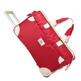 Túi du lịch có cần kéo cao cấp HQ5888-1