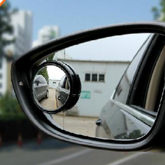 Bộ 2 gương phụ gắn kính chiếu hậu xe ô tô HQ STORE 1TI90