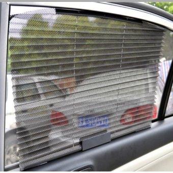 Chắn nắng thông minh tự động lên xuống theo cửa ô tô HQ206057-2 (kem)