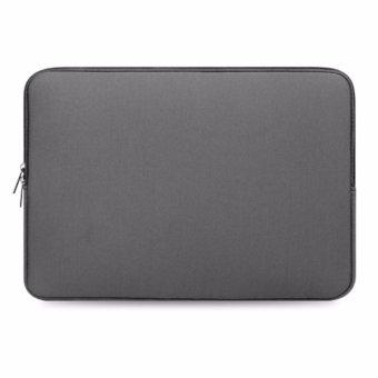 Túi chống sốc Macbook 15,6 inch (Xám)