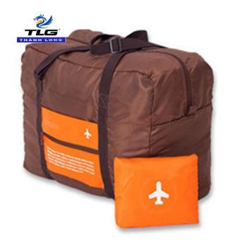 Túi xách du lịch chống thấm gấp gọn Thành Long TL5898 5(cam)
