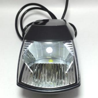 Đèn Fa led Thanh Khang trợ sáng nón bảo hiểm có chức năng sạc pin dành cho xe máy