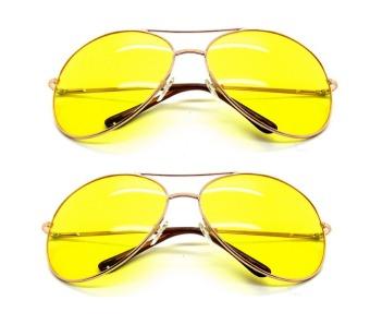 Bộ đôi kính mắt vàng nhìn xuyên đêm TTP-106