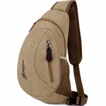 Túi đeo chéo ngực thời trang, phong cách N130
