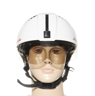 Mũ bảo hiểm Andes 181 3S (Trắng)