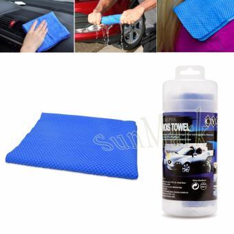 Bộ 2 khăn kỹ thuật lau xe sợi PVA siêu thấm nước 43x32cm
