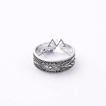 Nhẫn bạc 925 KAT Silver nhẫn ngón chân JCSRO110-07-1
