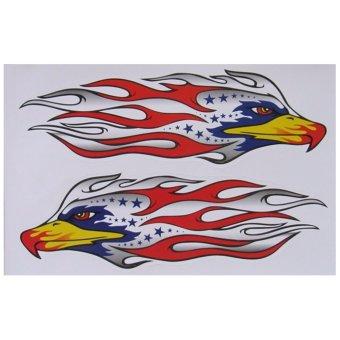 02 Đề can đầu đại Bàng lửa Eagle Flame Body MS15