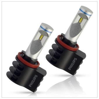 Bộ 2 bóng đèn Philips X-treme Ultinon LED chân H8/H11/H16 ánh sáng trắng 6000K