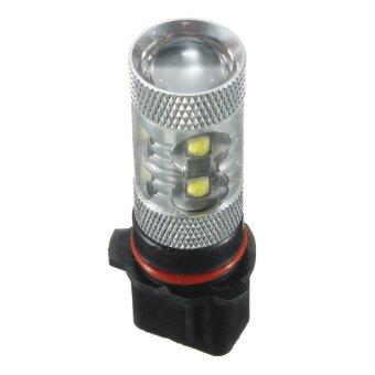50W P13W Xenon White CREE LED Fog Headlight DRL Daytime Running Light Lamp Bulb - Intl