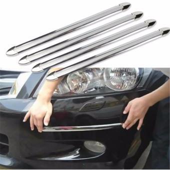 Bộ 4 thanh nẹp chống xước badok xe hơi