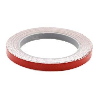 Decal dán viền bánh xe (Đỏ)