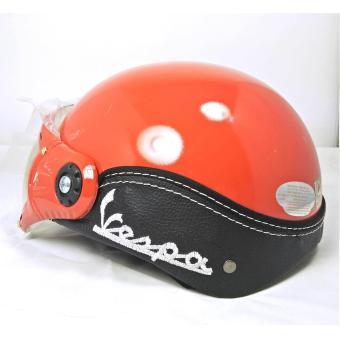 Mũ bảo hiểm VF-PL1068 (Đỏ)
