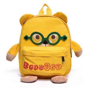 Balo hoạt hình Minion dễ thương cho bé 1-4 tuổi (Vàng)