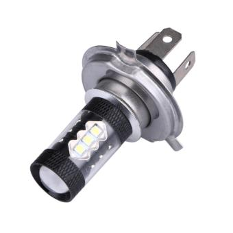 Black High Power Fog Lights H4 80W CREE Led Car Lights Led Bulbs (...) - intl