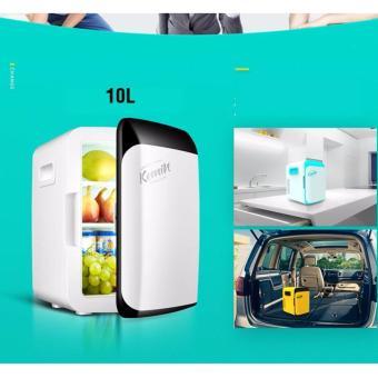 Tủ lạnh mini xe hơi cao cấp Kemi 10L