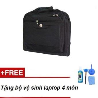 Cặp dùng cho Laptop + Tặng bộ vệ sinh 4 món