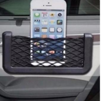 Ngăn lưới để điện thoại, các tiện ích trên ô tô 15x8cm
