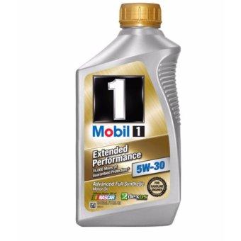 Nhớt tổng hợp cao cấp ô tô xe máy Mobil 1 EP 5W30 946ml (nhập khẩu USA)