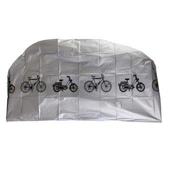 Bạt phủ xe máy chống thấm và chống nắng dày và bền