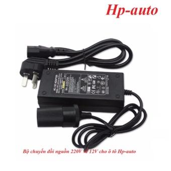 Bộ Chuyển Đổi Nguồn Điện 220V về 12V cho xe ô tô Hp-auto