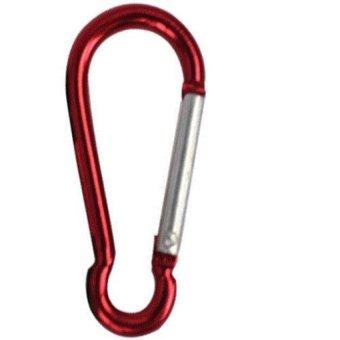Bộ 5 chiếc móc khóa tiện ích (Đỏ)