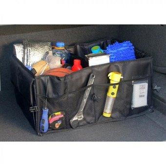Túi đựng đồ xe hơi cốp ô tô Carsun (Đen)