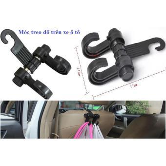 3 bộ móc treo đồ xe ô tô VIPauto-MTĐ01