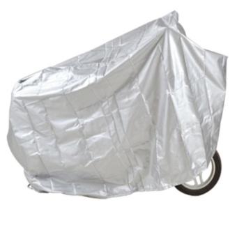 Bạt Phủ Xe Máy 210cm X 120cm Hq206136-1 (bạc)